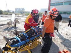 Pantalón EMS Taclite de 5.11 Tactical Holster PPE Pro Pack MERET, Guantes Impact Ringers Gloves, apoyando a los Profesionales de Protección Civil Apodaca en servicio. #SoyEMS EMS Mexico | Equipando a los Profesionales