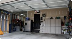 The garage decrapification (again)