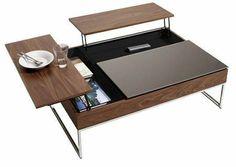 Mesa+picoteo+almacenaje
