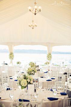 Lovely Romantic Seaside Venue