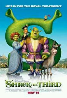 Shrek the Third (2007) - DreamWorks Animation's 14th Animated Film
