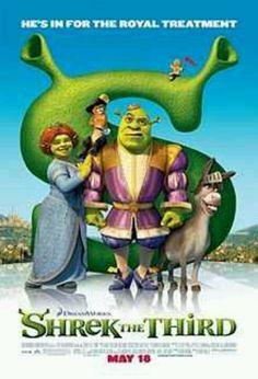 Shrek the Third (2007) - DreamWorks Animation's 14th Animated Film