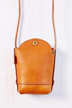 Artemis Leather Shoulder Pouch
