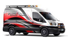 Ford Transit Sema 2014