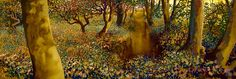 old-orchard.jpg [The Old Orchard - 16 x 47 Original Oil - Collector's Edition of 25]
