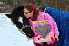 www.enjoyyums.com  Horse Love <3 It's Our Business