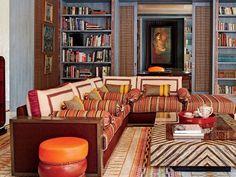 russian dacha interiors | Russian Retriet: Luxury Dacha By Gabhan O'Keeffe
