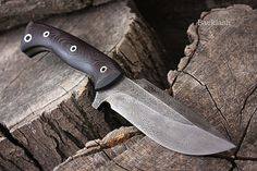 "Handcrafted FOF ""Backlash"", survival, defense or tactical knife"