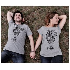Looking for a nice gift for couples?❤️ Men's and women's anatomical heart tees are available on hardtimestore.etsy.com #anatomicalheart  #hotairballoon  #balloon #airballoon #mongolfiera #cuoreanatomico #anatomy #couple #wedding #gift #tees #tshirt #coppia #lovers #printed #screenprint #screenprinting #love #freespirit  #anatomical #heart #tattoo #present #retro #vintage #etsy #fashion #look #tshirts