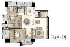 建案平面圖 | 力麒麒御 | 台北市中正區 | 牯嶺街83號 | 電梯大廈 | 吉家網 GigaHouse | 買屋 | 售屋 Plane, Floor Plans, Aircraft, Airplanes, Airplane, Floor Plan Drawing, House Floor Plans