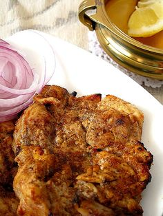 Tandoori Chicken – Following Sanjeev Kapoor's Recipe — @Kokken - A food blog dedicated to my experiments in the kitchen