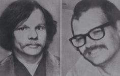 TOOL BOX KILLERS (NSFW)  Bittaker (Right) and Norris   Lawrence Sigmund Bittaker (born September 27, 1940) and Roy Lewis Norris (born February 2, 1948) are serial murderers known as the Tool Box Killers, who together committed the 1979 kidnapping, rapes, torture and murders…Read more › #serialkillers