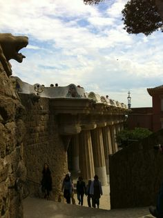 Parque. Guell