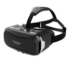 Shinecon VR Virtual Teality 3D Glasses Google Cardboard software Headset Oculus Rift Head Mount VR Box 2.0 Movie for 4.7' to 6.0' Smartphones Moms....Wifes....Take Note! HIGHLY desirable object that W