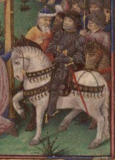 Titre : Horae ad usum Pictaviensem. Date d'édition : 1455-1460 NAL 3191 Folio 67r