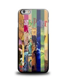 Harry Potter All Books iPhone Case