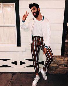 """2,445 curtidas, 50 comentários - Gabriel Nogueira (@souumgabriel) no Instagram: """"Se eu amei meu look pra receber 2018? Tava me sentindo mto pleno e não quis mais tirar a roupa hahah"""""""