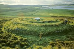 Wideford Hill Cairn, Orkney