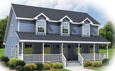 Take a look at our Crockett Plan. It's king of the #CustomBuilt frontier. #UBH #UBHFamily
