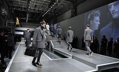 Catwalk tour: the top Men's fashion week venues of A/W 2013 | Fashion | Wallpaper* Magazine