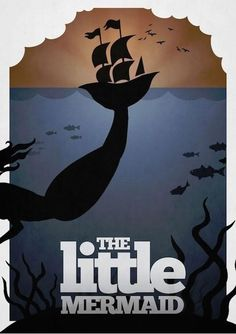 The little Mermaid/Arielle die Meerjungfrau