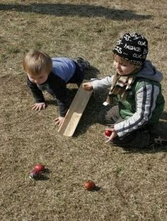 Lithuanian Easter Egg rolling game. Now these are my kind of people. yay!!!