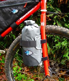 Salsa Anything Cage Bags   Custom Bicycle Bags - The Porcelain Rocket $100/pr
