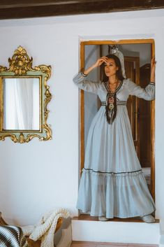 Hippy Chic, Boho Chic, Ibiza, Hearts, Dresses With Sleeves, Long Sleeve, Collection, Fashion, Long Sleeve Dresses