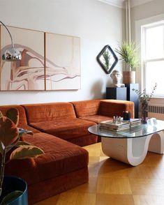Kitnet & Studio Decoration: Designs & Photos - Home Fashion Trend Home Decor Inspiration, Room Inspiration, Home And Living, Decor, House Interior, Home, Cheap Home Decor, Home Decor, Room