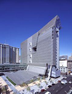 Federal Building | San Francisco, California | Morphosis Architects | photo © Roland Halbe