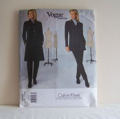 Misses Jacket Top and Pants Size 8 10 12 UNCUT by filecutter, $7.50