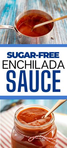Looking for an easy low carb Enchilada Sauce? You are going to want to try this Keto Enchilada Sauce Recipe! It keeps well in the freezer making it perfect for meal prep. #EnchiladaSauce #Keto Healthy Gluten Free Recipes, Healthy Recipes For Weight Loss, Ketogenic Recipes, Real Food Recipes, Keto Recipes, Paleo, Lunch Recipes, Dinner Recipes, Low Carb Enchiladas