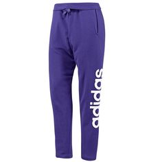 comfy and practical - adidas originals joggers for your winter runs!
