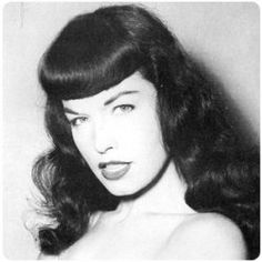 How To Do Bettie Page Hair