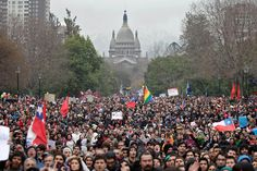 People power! Peaceful, direct, mass action is a beautiful sight.