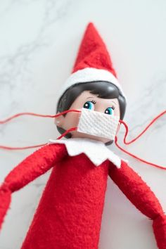 Merry Christmas, Christmas Elf, All Things Christmas, Elf Christmas Decorations, Holiday Crafts, Holiday Fun, Grinch, Awesome Elf On The Shelf Ideas, Elf Is Back Ideas