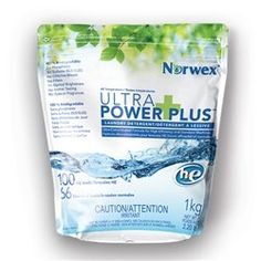 1kg Ultra Power Plus™ Laundry Detergent - HE - Norwex - perfect for hand washing & machine use in combination with appropriate doterra eo's.