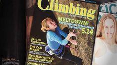 Rock Climber Beth Rodden is Climbing Back