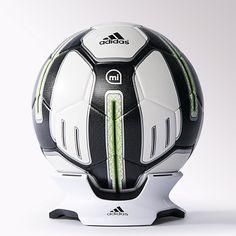 The Smart Soccer Ball. adidas Micoach Smart Ball G83963