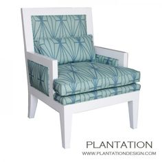 Chapman Chair from Plantation Design in LA