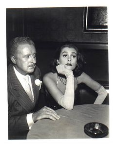 Elizabeth Montgomery & David White (Larry Tate)