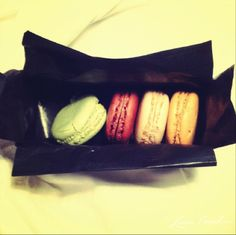 laduree macarons {the best}