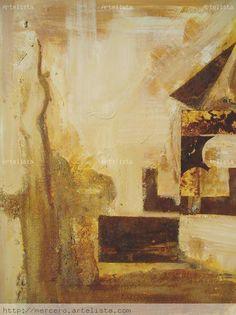abstracto-La calidez del hierro