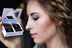 Make Up Tutorial mit Und Gretel Produkten | Friedatheres.com  Fotos: Jen Krause Photography Haare, Make-Up und Tutorial: Nike von Rouge Rosé Produkte: UND GRETEL