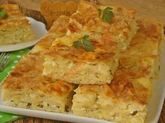 Su Böreği Lezzetinde : Makarna Böreği – Tavuk tarifleri – Las recetas más prácticas y fáciles Turkish Recipes, Ethnic Recipes, Patties Recipe, Cauliflower Curry, Good Smile, Iftar, Pastry Recipes, Homemade Beauty Products, Spanakopita