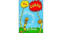 The Lorax Book Cover | the lorax cover