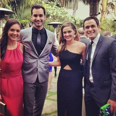 Molly Mesnick Dishes on Commercial Breaks and the Reception at SeanCat�s Wedding! Exclusive