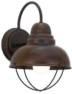 Barn Light Appaloosa Sconce