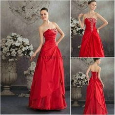 Aliexpress.com : Buy Custom Made Red Cheap Quinceanera Dresses from Reliable cheap quinceanera dresses suppliers on HONEYSTORE CO., LIMITED $267.59