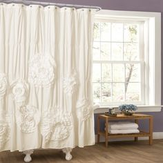 Kendra Shower Curtain & Reviews   Joss & Main
